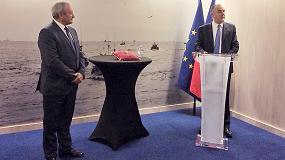 Foto de Francia concede la medalla al Mérito Agrícola al presidente de Cooperativas Agro-alimentarias de España