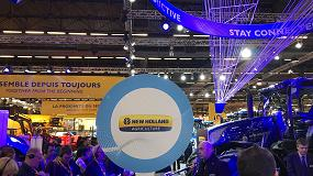 Foto de SIMA 2019: New Holland distribuye AgXtend, la nueva marca posventa de agricultura de precisión