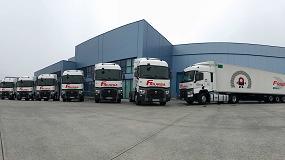Foto de Renault Trucks entrega nuevas unidades de la Gama T a Friursa, empresa del Grupo Gas Europa