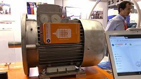 Foto de Test Motors vuelve a Hannover Messe con su innovador dispositivo de mantenimiento predictivo Smart Motor Sensor (SMS)