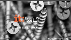 Foto de Actores relevantes del sector confirman su presencia en Industry Tools by Ferroforma
