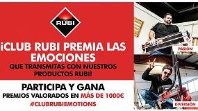 Foto de El Club Rubi premia las emociones de los usuarios en sus fotos o vídeos de Instagram