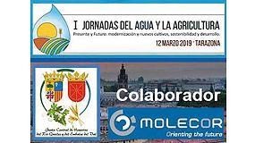 Foto de Molecor, empresa colaboradora en las I Jornadas del Agua y la Agricultura