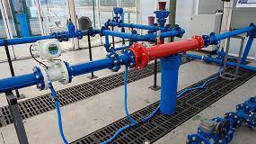 Foto de Microturbinas para redes hidráulicas