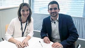 Foto de Telefónica y Geprom se unen por la digitalización de las fábricas en España
