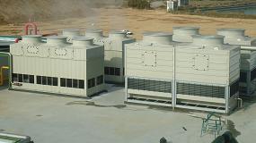 Foto de Enfriamiento evaporativo en complejos hospitalarios