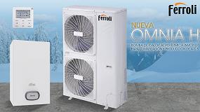 Foto de Nueva bomba de calor Omnia H de Ferroli