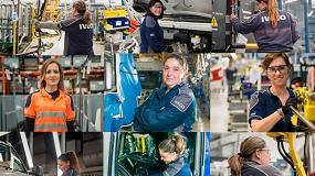 Foto de CNH Industrial ensalza el papel de la mujer y expresa su compromiso por la igualdad