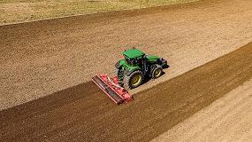 Foto de Fortísima subida de las inscripciones de tractores nuevos
