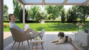 Foto de Las soluciones de Weinor y Griesser permiten disfrutar de la terraza durante todo el año