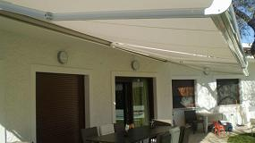 Foto de Coperpal diseña soluciones de protección solar para terrazas