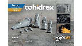 Foto de Cohidrex estará en Bauma 2019 con más fuerza que nunca
