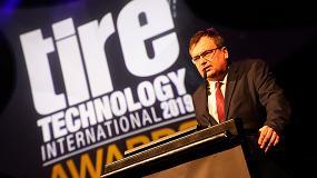 Foto de Michelin, galardonado como 'Fabricante de Neumáticos del año'