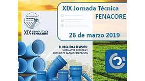 Foto de Molecor colabora en la XIX Jornada Técnica de Fenacore en Madrid