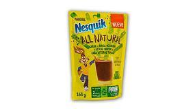 Foto de Nestlé apuesta por el envase de papel en su nuevo Nesquick All Natural