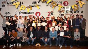 Foto de Los Premios Anuaria cumplen 25 años