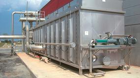 Foto de La tecnología Idraflot, elegida por Papelera del Oria para mejorar la calidad de vertido de su Edari