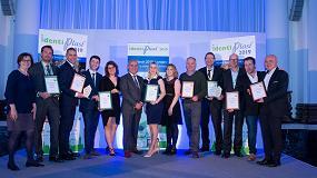 Foto de Epro premia la innovación y sostenibilidad en el reciclaje de plásticos