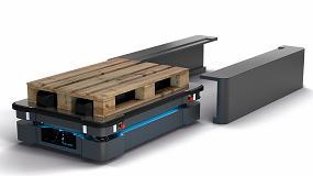 Foto de Mobile Industrial Robots participa por primera vez en Advanced Factories