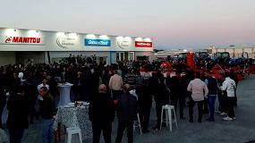 Foto de Extremeña de Tractores, nuevo concesionario oficial de Landini y McCormick