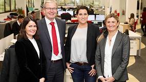Foto de AR Racking abre su nueva delegación comercial en Alemania