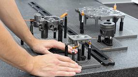 Foto de Más velocidad, productividad y precisión en inspección de piezas con el nuevo sistema de raíl QuickLoad