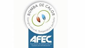 Foto de La bomba de calor presente en Genera 2019 de la mano de Afec