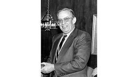 Foto de Ipaf y Access International rinden homenaje a John L. Grove, fundador de JLG Industries