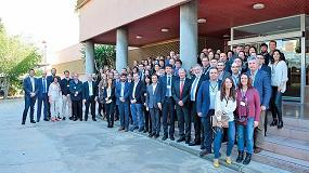 Foto de El Invassat acoge la V Jornada Interdisciplinar de seguridad y salud en el trabajo de Europreven