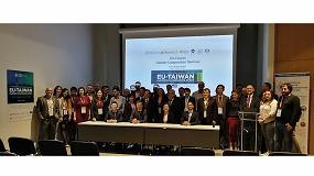 Foto de La AEI Tèxtils participó en el evento EU-Taiwan Cluster Collaboration