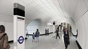 Foto de Tridonic ayuda a Future Designs a satisfacer los rigurosos requisitos de Crossrail de cara a un futuro LED