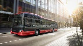 Foto de Scania incorpora autobuses autónomos en los alrededores de Estocolmo