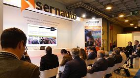 Foto de Presentación de Automotive Meetings Madrid 2019: un evento internacional para la cadena de suministro de automoción