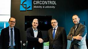 Foto de Alvic y Circontrol se unen para ofrecer una solución integral para la recarga de vehículos eléctricos