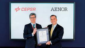 Foto de Cepsa, primera empresa energética con certificado Aenor de Gestión de Compras de Valor Añadido