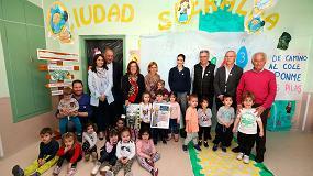 Foto de El Consorcio Provincial de Residuos de Palencia y ERP entregan los premios 'De camino al cole, ponme las pilas'