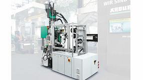 Foto de Arburg muestra la automatización bajo demanda en la feria eslovena Industry Fair 2019