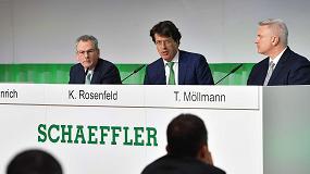 Foto de El Grupo Schaeffler cumple con sus objetivos en 2018