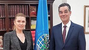 Foto de Moldavia se interesa por las actividades del COI