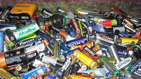 Foto de Un estudio evidencia que el objetivo europeo de recogida de pilas no es coherente con la cantidad de residuos generados