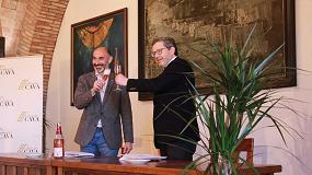 Foto de Los enólogos catalanes y la Confraria del Cava firman un acuerdo de colaboración