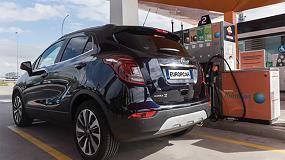 Foto de Europcar Mobility Group España amplía, gracias a un acuerdo con Repsol y Opel, la flota ECO de su marca Europcar con 200 vehículos GLP
