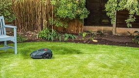 Foto de Bosch lanza esta primavera las nuevas mejoras de su robot cortacésped Indego S+