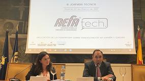 Foto de AEFA aborda la aplicación de la normativa sobre agronutrición