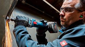 Foto de Nuevas amoladoras rectas de 18 voltios de Bosch para profesionales