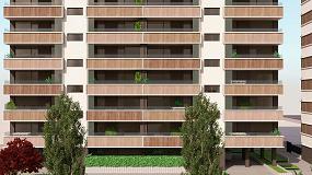 Foto de Proyecto Solarhaus: bloques de viviendas con estándares ZERO energía