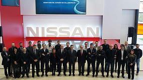 Foto de Nissan impulsa su ecosistema de innovación abierta con la firma de un acuerdo estratégico con Eurecat