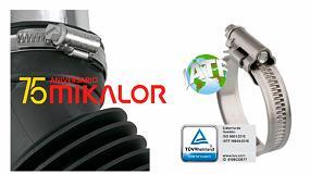 Foto de Mikalor recibe la certificación IATF 16949 que garantiza sus procesos de producción
