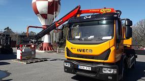 Foto de AENA elige de nuevo a Palfinger para cubrir sus necesidades en el Aeropuerto de Vigo