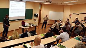 Foto de GEA Iberia y la Universidad de Jaén inician la cuarta edición del Curso de formación en elaboración de aceite de oliva